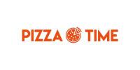 Logo: Pizza Time Rotterdam