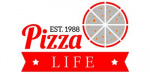 Logo: Pizza Life 1988