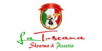 Logo: Shoarma & Pizzeria La Toscana
