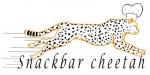 Logo: Snackbar Cheetah